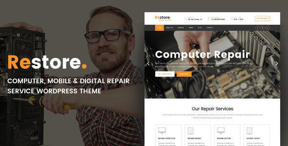Restore-WordPress-Theme