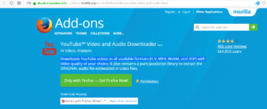youtube audio and video downloader