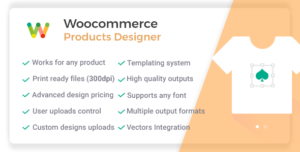 Woocommerce-Products-Designer