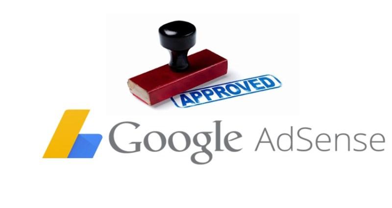 Adsense-approval