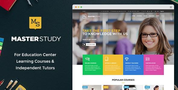 Masterstudy-v1.4.3-Education-Center-WordPress-Theme