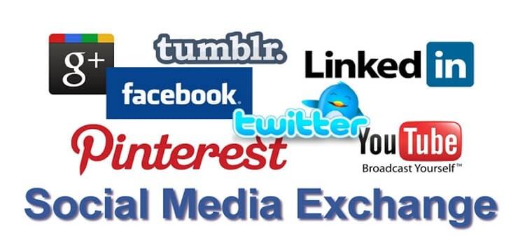 Social-Media-Exchange-Sites