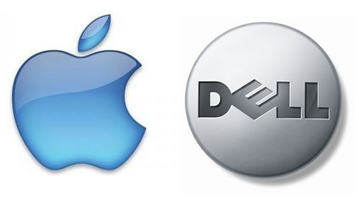 dell vs apple