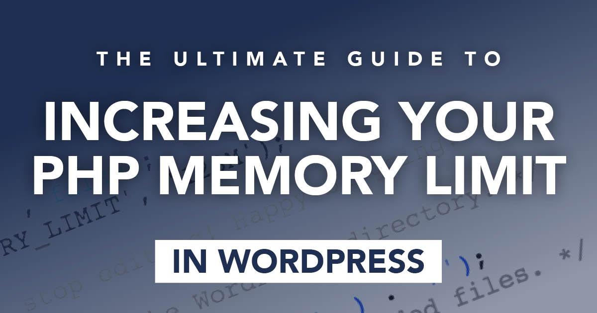 fb-increase-php-memory-limit-in-wordpress-website