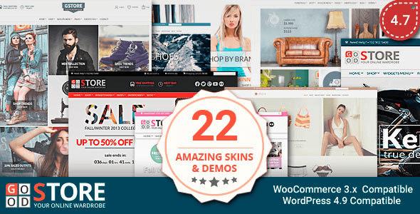 GoodStore-WooCommerce-Theme