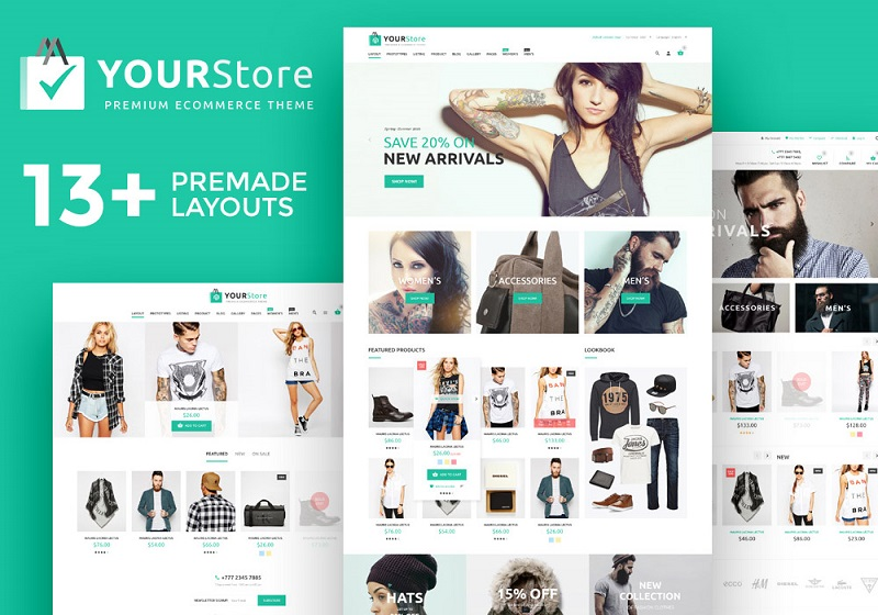 YourStore-Woocommerce-Theme