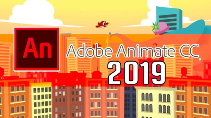 Adobe Animate CC 2019 with crack download