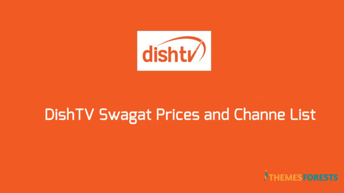 DishTV Swagat Prices and Channel List