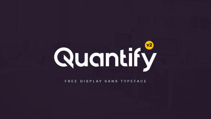 Quantify Font