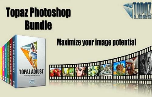 Topaz Plug-ins Bundle for Photoshop