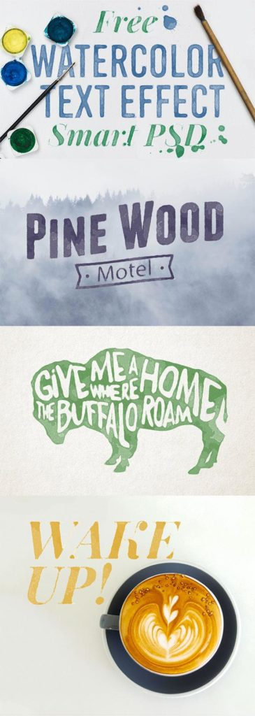 watercolor-text-effect