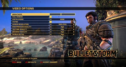 PhysX Errors On BulletStorm