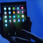 Samsung Galaxy X: the brand's first foldable phone