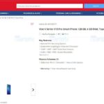 Vivo V15 Pro price and specifications leaked through online store listing