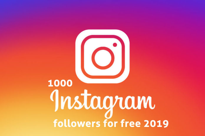 1000 instagram followers for free