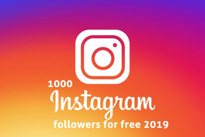 Instagram follwers