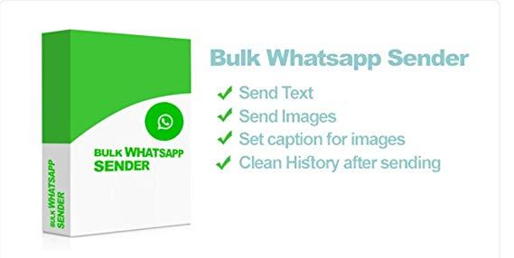 Bulk WhatsApp Sender