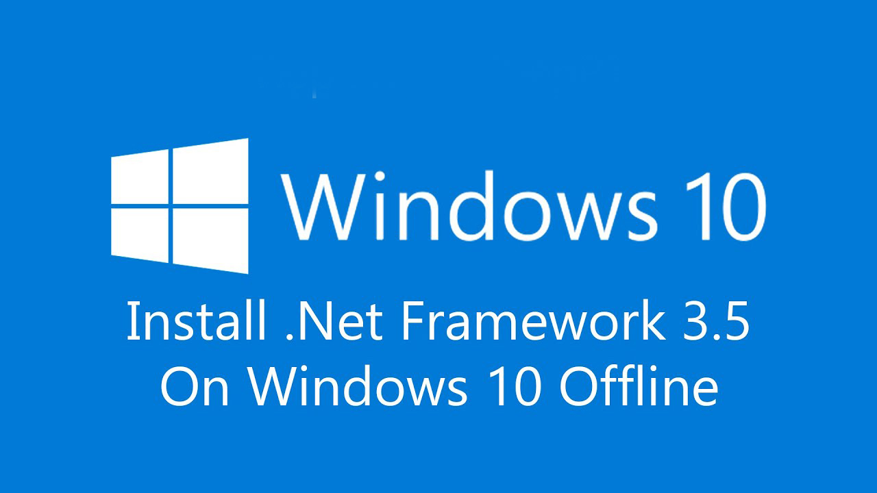 Can't Install Microsoft .NET Framework 3.5 in Windows 8 and 10