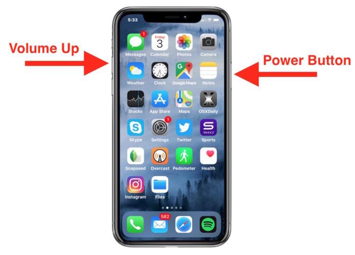 how to take a screenshot on ipad