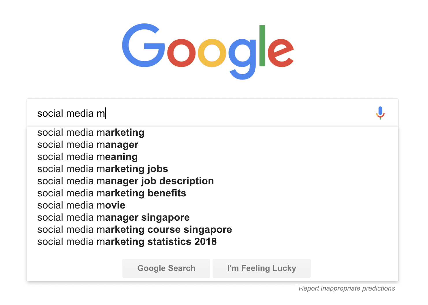 top google searched keywords 2019