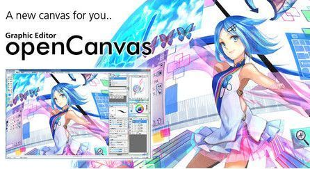 OpenCanvas-7.0.21-Crack-With-Serial-Key-Free-Download