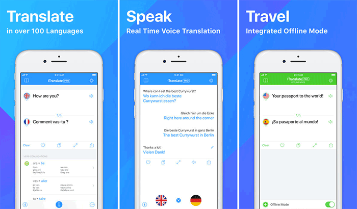 best translation app for iphone