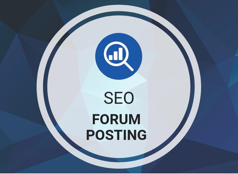 SEO-Forum-Posting-sites