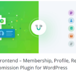 WP-USer-Frontend