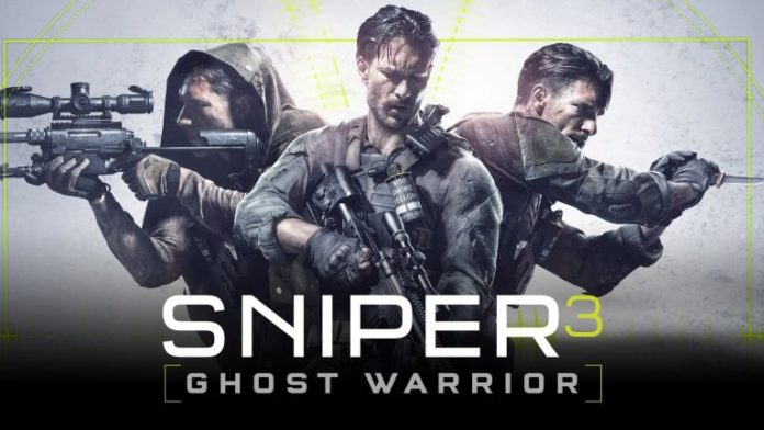 Sniper Ghost Warrior 3 pc game