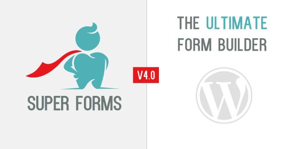 Super Forms Drag & Drop Form Builder v4.9.102 + Addons