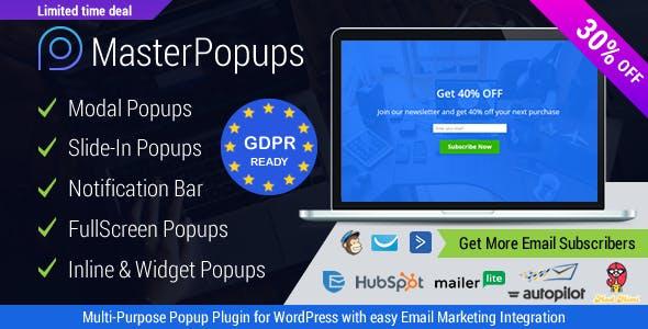 Top WordPress Popup Banner Plugins 2020