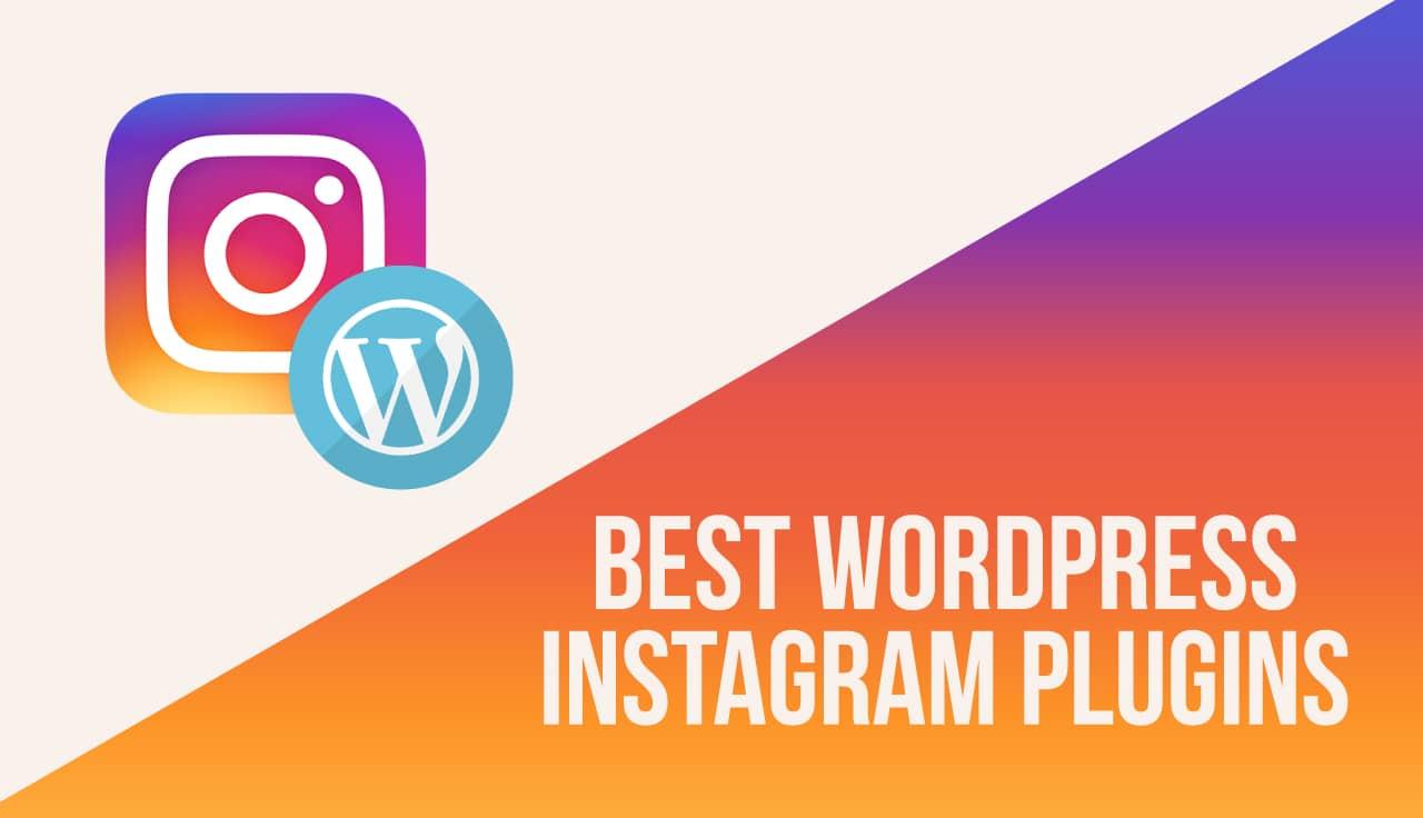 best Instagram Feed WordPress plugins