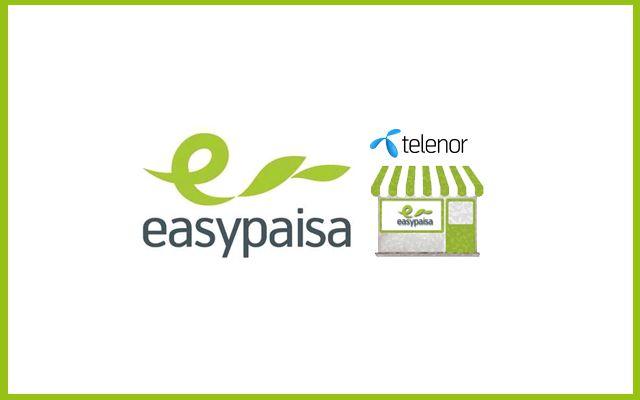 easypaisa account recharge