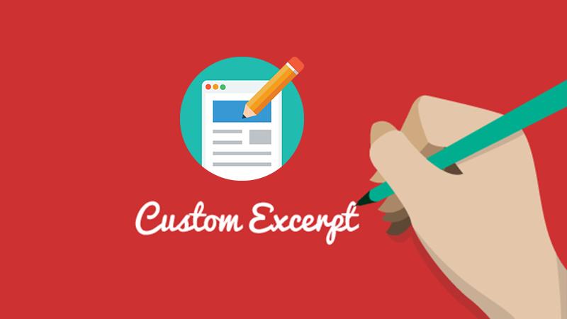 how to limit the excerpt in wordpress