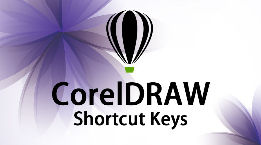 Coreldraw shortkeys