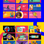 Funtastic powerpoint template free download