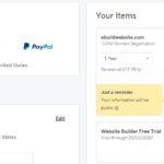 Godaddy domain buy process 2