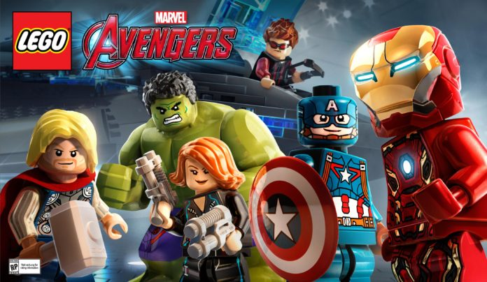 LEGO Marvels Avengers PC Game free download