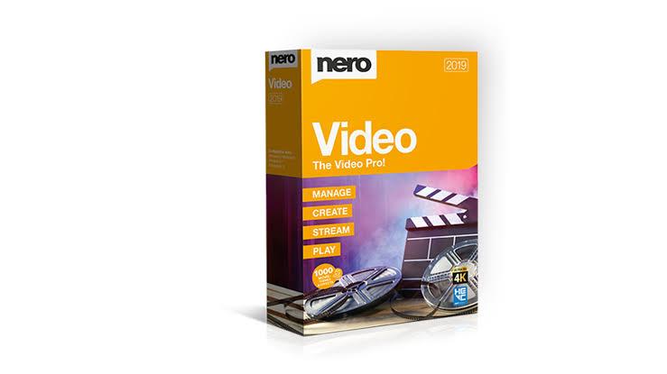 Nero Video 2020 donwload free