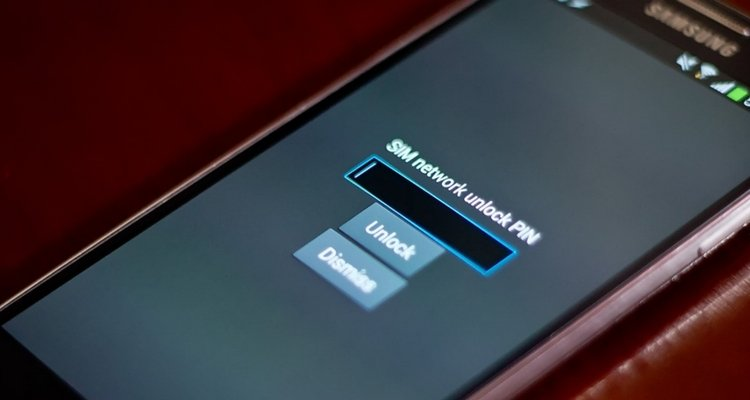 check if Samsung Mobile is Network Locked