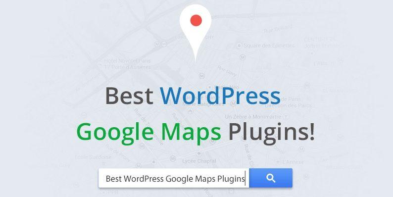wordpress google maps plugin free