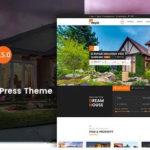 Beyot real estate wordpress theme