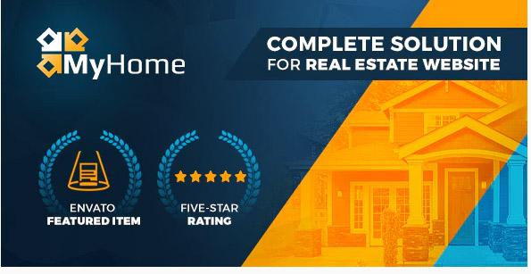 real estate 7 wordpress theme