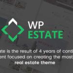 wp estate real wordpress theme