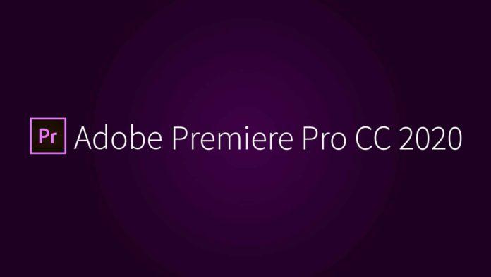 Adobe Premiere Pro CC 2020 With Crack