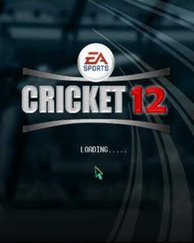 Ea sports cricket 2012 game