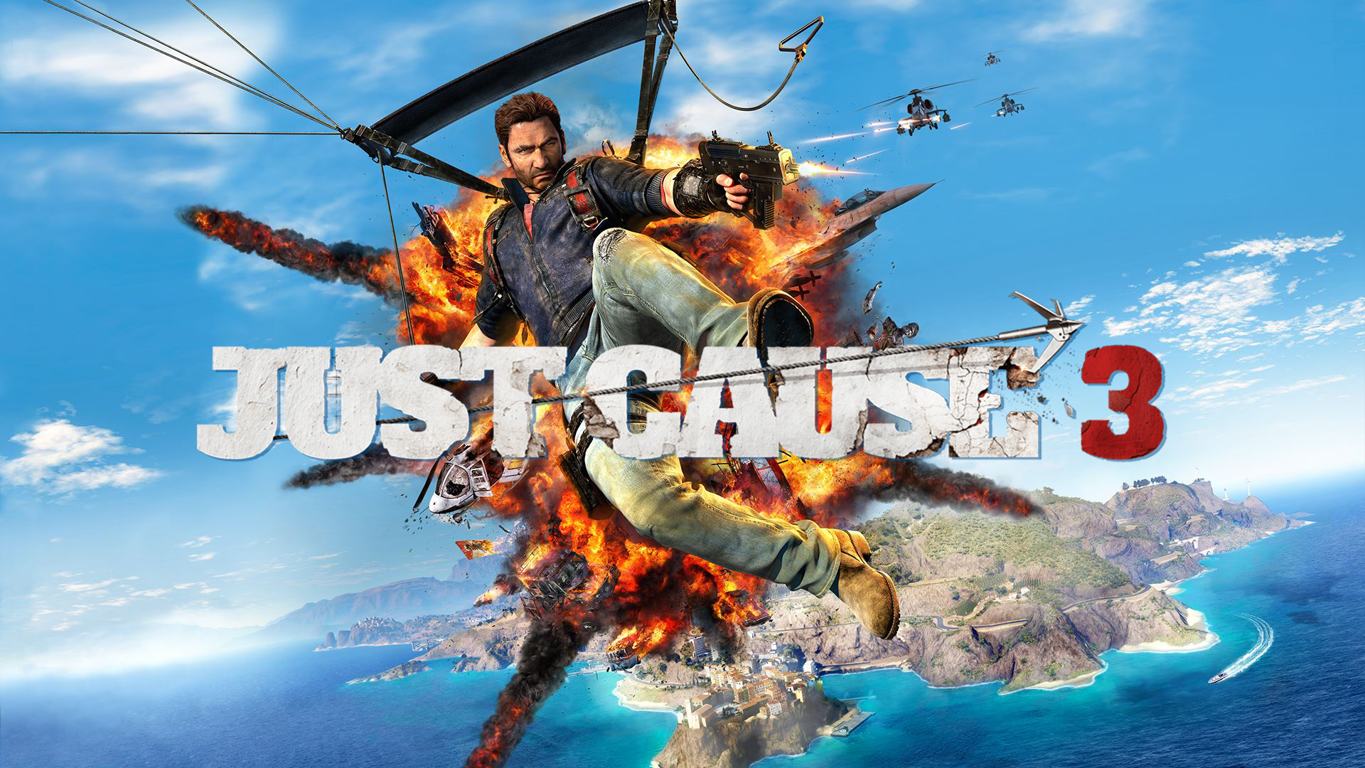 Just Cause 3 Pc Game full version download
