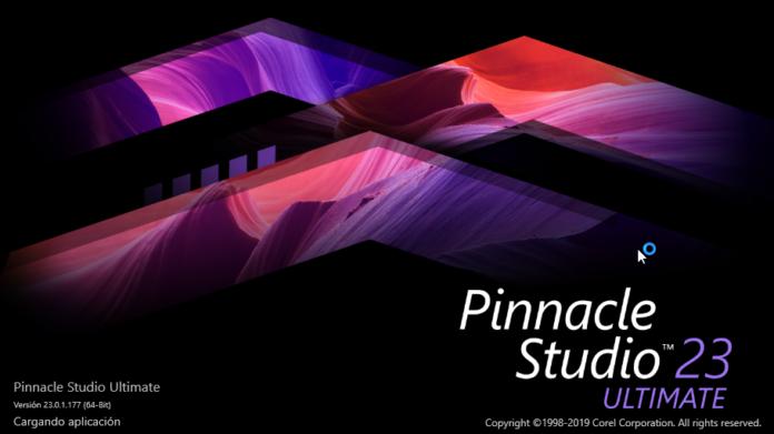 Pinnacle Studio Ultimate v23 with crack download