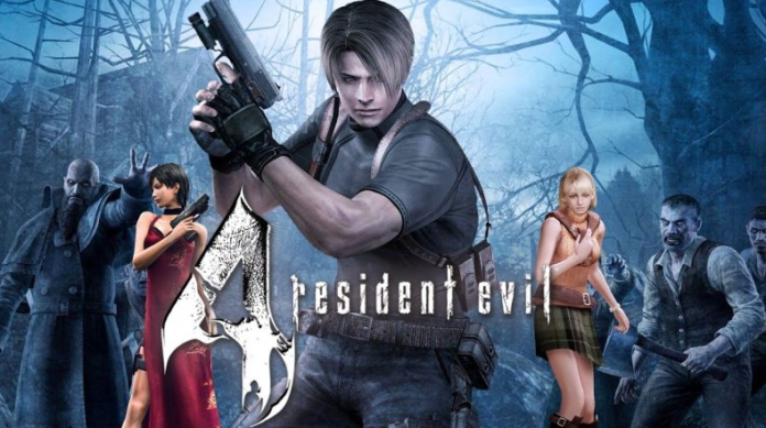 resident evil 4 pc game download