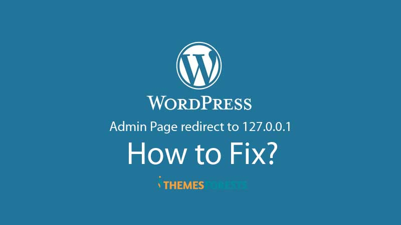 Wp admin page redirects